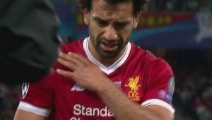Momente teribile la Kiev: Salah a iesit in lacrimi de pe teren! ALARMA: E in pericol sa rateze Cupa Mondiala! VIDEO