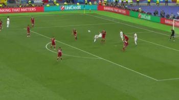 VIDEO | CE GOOOOL! Executia lui Bale l-a facut pe Zidane sa roseasca pe banca: golul lui Zizou cu Leverkusen pare o joaca de copii pe langa GOLUL EPOCAL al lui Bale