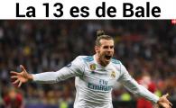 """""""Trofeul 13 adus de Bale!"""" Spaniolii, la picioarele Realului! Presa catalana: """"Karius le-a facut Cupa cadou!"""" FOTO"""