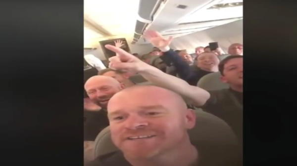 Fanii lui Liverpool in drum spre Kiev