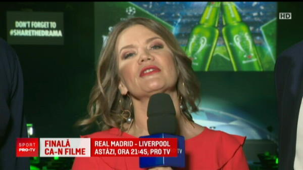 Real Madrid - Liverpool, finala Champions League 2018