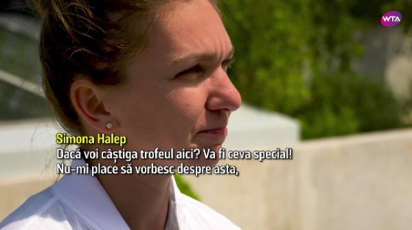 """Simona Halep si INELUL de logodna de 2 milioane dolari: """"Va fi ceva special daca o sa castig Roland Garros!"""""""