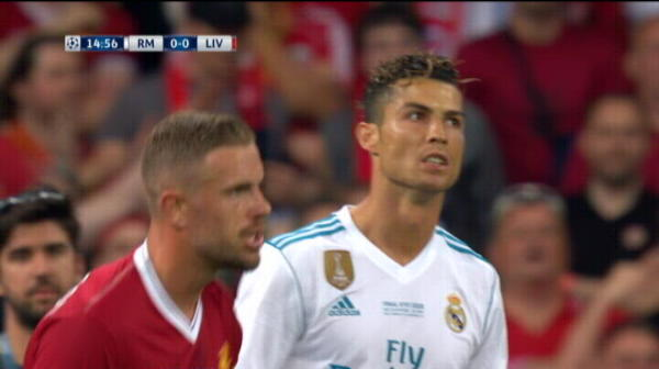 Real Madrid - Liverpool, finala Champions League. Sut Ronaldo