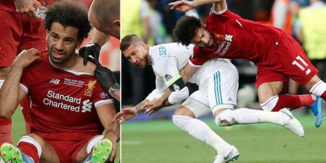 Ramos n-a mai putut suporta acuzatiile. Replica dura pentru cei care spun că l-a  vanat  pe Salah. Ce s-a intamplat de fapt