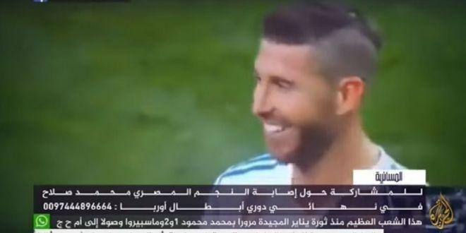 VIDEO | N-a avut nicio remuscare? Noi imagini controversate cu Ramos. Ce facea fundasul in timp ce Salah iesea in lacrimi de pe teren