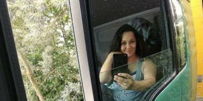 Romanca gasita moarta intr-o benzinarie din Italia. Gabriela lucra ca soferita pe TIR