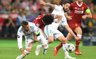 """Ramos e o rusine! A stiut ce face cu un fault oribil. Trebuia sa vada ROSU!"" Planeta reactioneaza dur dupa faultul lui Ramos la Salah"
