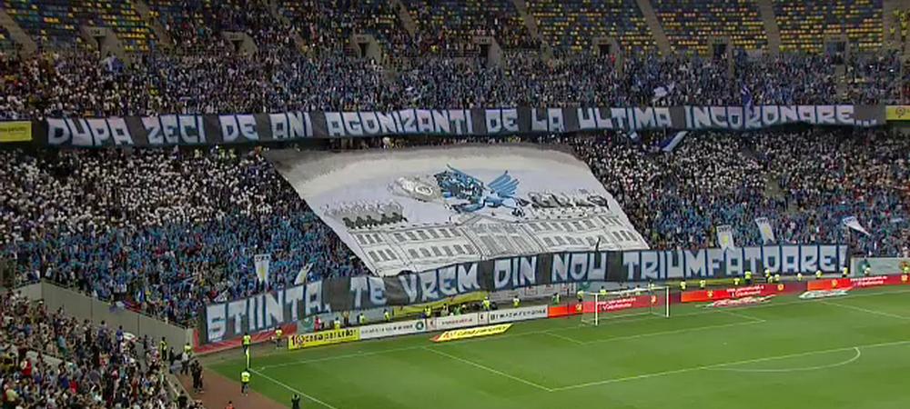 Craiova 2-0 Hermannstadt   Oltenia Arena la Bucuresti! Scene senzationale pe gazon dupa finalul meciului