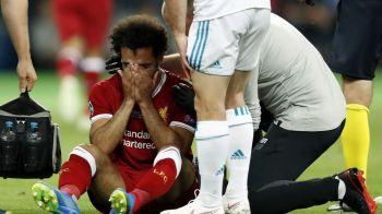 Veste de ULTIMA ORA pentru Salah! Medicii l-au anuntat daca va putea sa joace la Cupa Mondiala