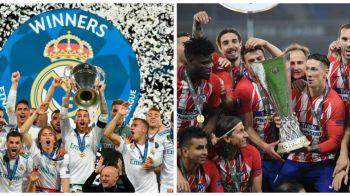 Real si Atletico au cerut SCHIMBAREA LOCATIEI! UEFA organizeaza Supercupa Europei la 3800 km de Madrid, pe stadion de 10.000 locuri!