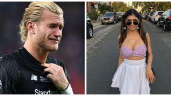 Vedeta PORNO care il consoleaza pe Karius dupa erorile din finala Champions League! Ce mesaje i-a trimis