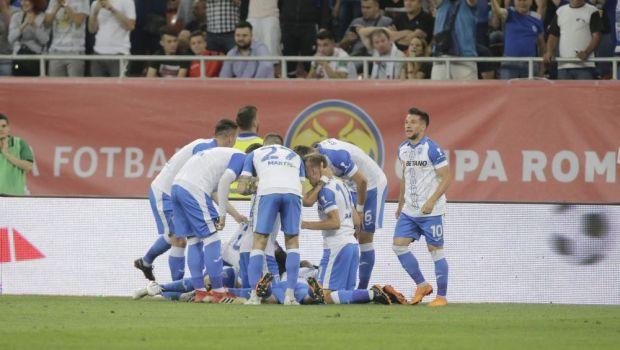 Craiova 2-0 Hermannstadt, vezi REZUMAT | Cupa merge la Craiova dupa 25 de ani! Gustavo si Mitrita au marcat superb! Vezi VIDEO
