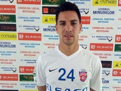 PLAYOUT: Botosani, 1-0 la Sepsi! jonathan Rodriguez le-a adus victoria moldovenilor