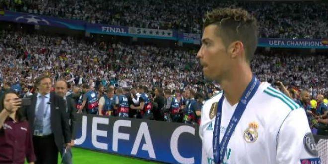 Declaratia SOC a lui Ronaldo ii face pe seici sa viseze! Real si PSG pregatesc SCHIMBUL SECOLULUI