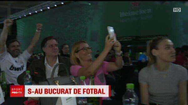 """Finala Champions League, derby in familia Andreei Esca: """"Sunt cu Real pana la moarte! Fiul meu era suparat"""" VIDEO"""