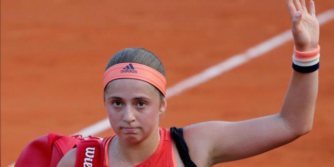 Ostapenko a CEDAT presiunii:  Am vrut sa le arat tuturor!  Prima reactie dupa eliminarea RUSINOASA de la Roland Garros