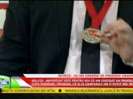 "Mangia, sezon DE VIS la Craiova: ""Nu e miracol, ceva asemanator! Am in sfarsit medalia de aur la gat"" VIDEO"