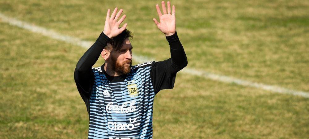 """Messi a vorbit din nou de momentul in care va pleca de la Barca! Decizia care ii putea schimba total cariera: """"Eram deja campion mondial daca faceam asta!"""""""