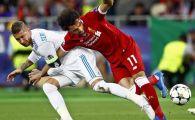 """""""L-a accidentat intentionat pe Salah si trebuie pedepsit!"""" Un avocat din Egipt l-a dat in judecata pe Sergio Ramos si cere daune de 1 MILIARD DE EURO"""