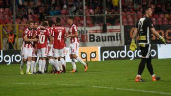 Mutu, salvat de Dinamo! Golurile lui Popa, Salomao si Pesic o ingroapa pe Timisoara care e 99% retrogradata! ACS Poli Timisoara 1-3 Dinamo