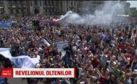 Imagini SENZATIONALE de la Craiova, la petrecerea pentru Cupa! Cat a putut sa bea Mangia :))