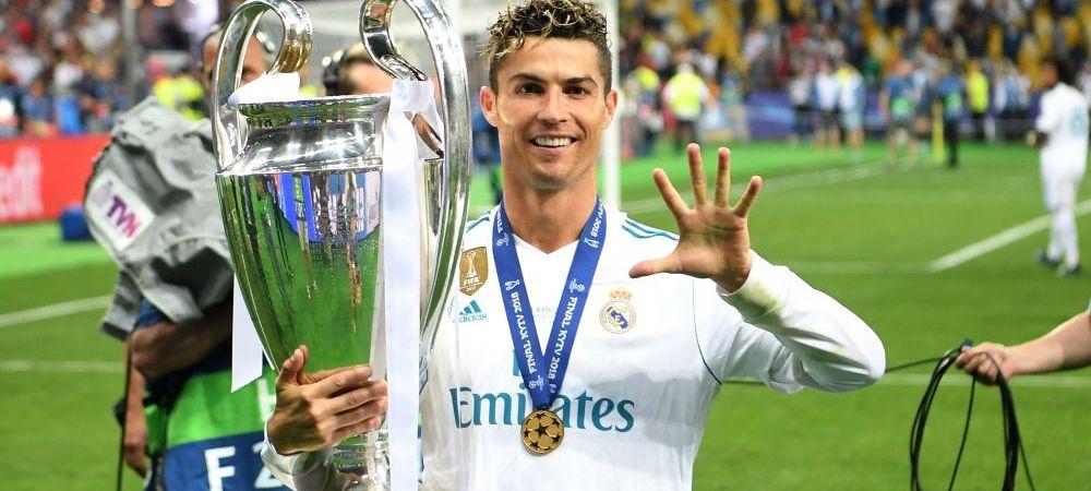 Probleme de-astea sa tot ai! Fabulos! Real Madrid isi baga camera de trofee in renovare pentru ca nu are unde sa puna a 13-a Liga a Campionilor