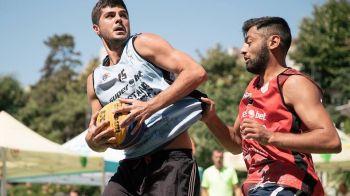 Galati Streetball, a doua etapa a campionatului national de baschet 3x3! Cand se disputa