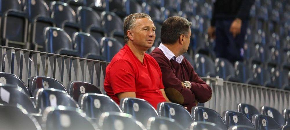 Reactia lui CFR Cluj dupa anuntul ca Dan Petrescu a PLECAT de la Cluj