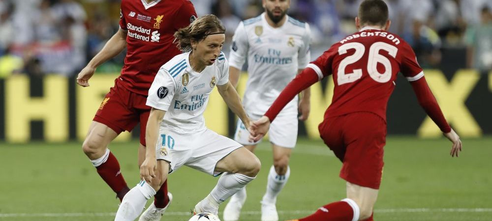Duelul din finala UEFA Champions League se rejoaca! Real Madrid si Liverpool se lupta pentru un transfer RECORD in istoria fotbalului