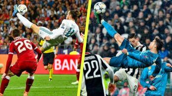UEFA a anuntat cine a dat GOLUL ANULUI in Champions League! NU e Gareth Bale! VIDEO