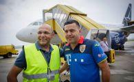 Romania - Chile, joi, PROTV | Nationala a ajuns in orasul lui Arnold! Ploaia ii da peste cap planurile lui Contra