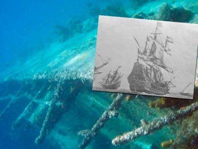 """Ce s-a gasit la bordul celebrei corabii """"San Jose"""", scufundata acum 300 de ani! Valoreaza 17 MILIARDE de dolari"""