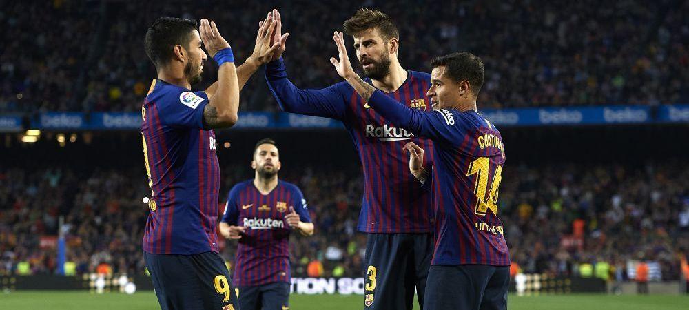 Prima mutare facuta de Barcelona in aceasta vara: nu e Griezmann! Anuntul facut astazi