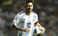 """Leo Messi, aproape de recordul lui Pele in fotbal! Tocmai l-a depasit pe """"fenomenul"""" Ronaldo"""