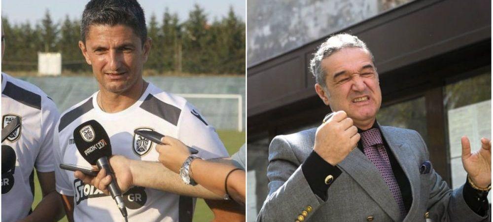 """LOVITURA! Ii fura Razvan Lucescu """"magicianul"""" FCSB-ului? Interes din Grecia pentru unul dintre cei mai spectaculosi stelisti"""