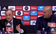 """""""Pentru multi poate ca nu are sens, pentru mine are! Am vorbit cu toti jucatorii"""". Ce a spus Zidane in cadrul conferintei de presa in care si-a anuntat DEMISIA"""