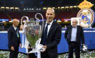 Cifrele incredibile ale mandatului lui Zidane! Francezul pleaca de la Real la egalitate cu cei mai titrati antrenori din istoria UCL. Cate trofee a castigat