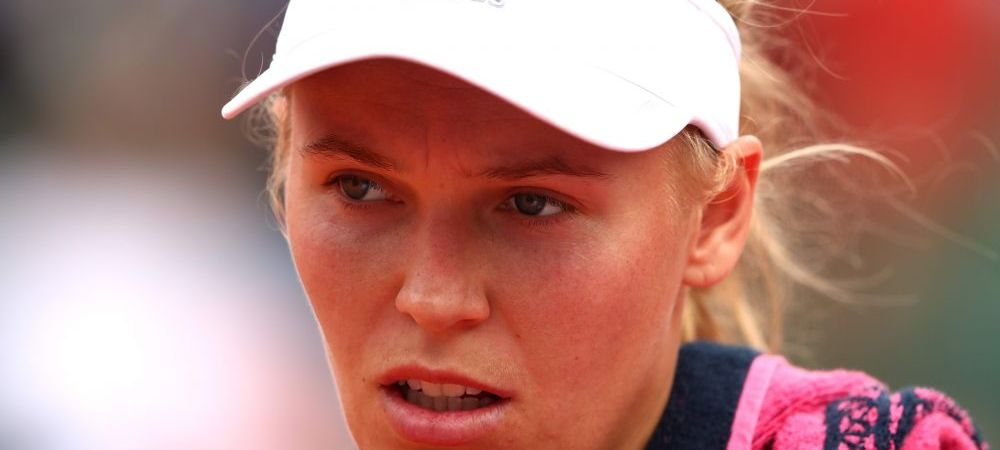 "Wozniacki, INCURCATA de Simona Halep la Roland Garros 2018: ""Am tot asteptat, m-am dus sa ma culc!"""