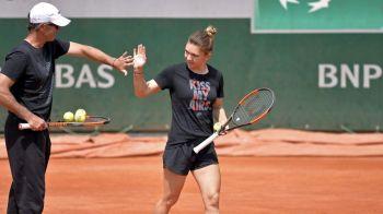 Simona Halep, Roland Garros | Cum o MOTIVEAZA Darren Cahill pe Simona sa castige primul Grand Slam! Australianul si-a dezvaluit secretele!