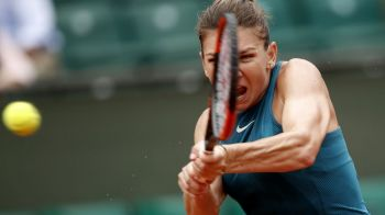 PERFORMANTA IMPORTANTA pentru Simona Halep la Roland Garros! Si-a confirmat statutul de FAVORITA cu victoria din meciul cu Townsend! VIDEO