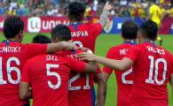 GAFE in lant in apararea Romaniei! Cicaldau a dat pe langa minge, Tatarusanu a fost pacalit la golul lui Reyes! VIDEO