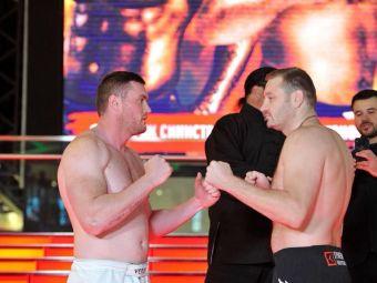 """Romanul care a fost bodyguardul lui Tyson a dat lovitura vietii: L-A INVINS pe """"scorpionul rosu"""" Ignashov! VIDEO"""