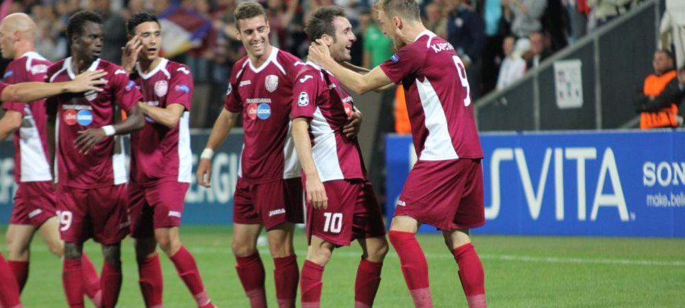 """CFR Cluj risca EXCLUDEREA din Europa din cauza unor datorii din trecut: """"Am vorbit deja la FIFA!"""" Cati bani trebuie sa plateasca"""