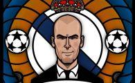 Prima oferta de MILIOANE primita de Zidane dupa ce si-a anuntat plecarea de la Real! Ce club miliardar il vrea
