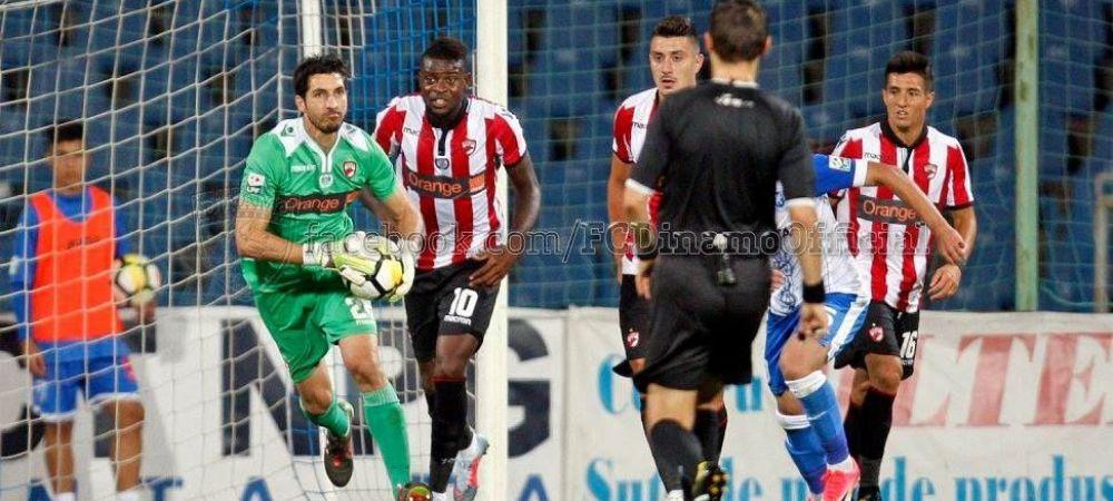 """Dinamo isi pierde unul dintre cei mai buni jucatori! Mesajul de ADIO postat pe Instagram: """"A fost o onoare!"""""""