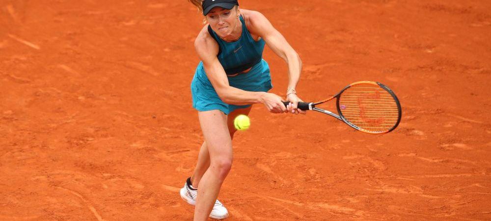 Roland Garros 2018 | Reactia Svitolinei dupa meciul FABULOS reusit de Buzarnescu: motivul pentru care romanca a castigat