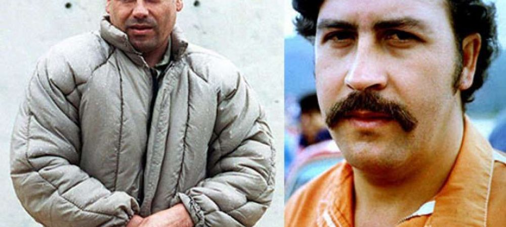 "O tona de cocaina cu imaginile lui Pablo Escobar si ""El Chapo"" Guzman, capturata de politistii de frontiera!"