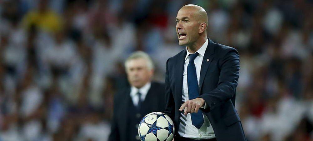 """Inlocuitorul perfect pentru Zidane! Fanii au decis: antrenorul pe care suporterii Realului il vor pe banca """"galacticilor"""""""