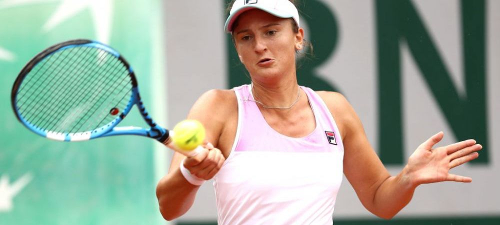 Irina Begu, eliminata de la Roland Garros, dupa 1-6, 3-6 cu Caroline Garcia