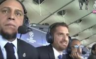 VIDEO-ul aparut abia acum! Reactia lui Roberto Carlos, comentator pentru Real Madrid TV, la golul fabulos al lui Bale din finala Ligii